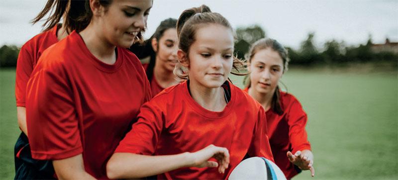 Girls Rugby Development