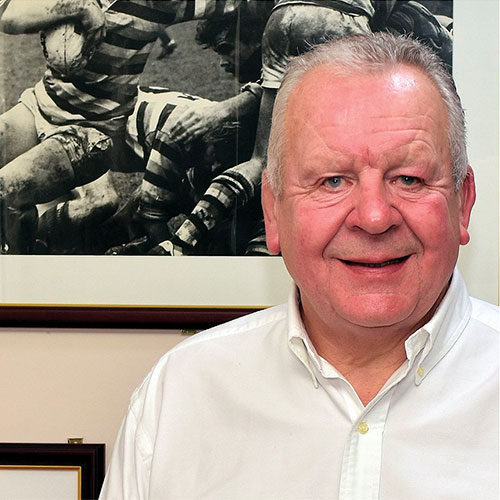 Sir Bill Beaumont