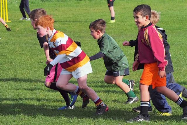 Fylde Rugby Community Foundation October Multi-Sport Camp