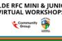 Fylde RFC Mini & Junior Virtual Workshops – (Nutrition, S&C, HIIT sessions)